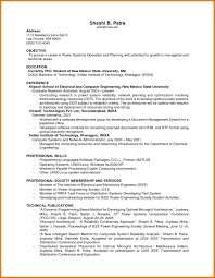 No Job Experience Resume Examples Hvac Cover Letter Sample Hvac