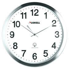 adorable target wall clock atomic wall clock clocks target digital large e6184578