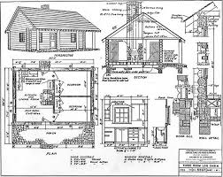 diy house plans. Cabin Plans By UoT Diy House Y