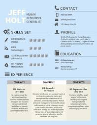 Resume Template With Photo Infographic Resume Template Venngage 34