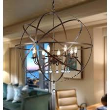 bronze orb chandelier 8 light crystal inch bronze finish chandelier oil rubbed bronze globe chandelier
