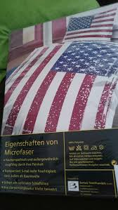 Bettwäsche Usa Amerika Schlafzimmer Decke K In 47829 Krefeld For