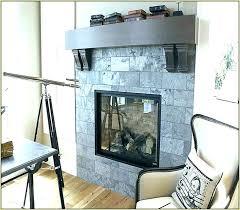 slate tile fireplace surround slate fireplace surround slate tile fireplace surround for mosaic installing over slate