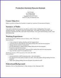 Resume For Factory Work Resume Examples For Factory Workers Sample