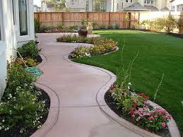 Small Picture Garden Ideas On A Budget Garden Design Ideas
