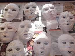 Plastic Masks To Decorate African Masks Hallfield Blog 66