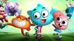 the amazing world of gumball superstar soccer goal by cartoon network walktrough video
