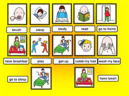 Verb Action Present Simple And Action Verbs
