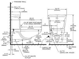 Martinkeeis Me 100 Standard Toilet Dimensions Inches Images