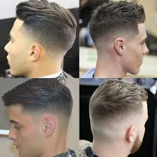 Barber Hairstyles Chart Haircut Names For Men Types Of Haircuts 2019 Mens