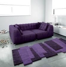 Purple Living Room Rugs Divine Modern Purple Living Room Decoration Using Purple