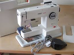 Pfaff 1221 Sewing Machine For Sale