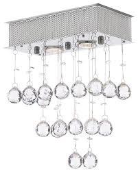 wall sconce chandelier rain drop crystal ball fixture lamp
