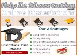 When to Seek Dissertation Online Database from the Reliable Sources  Free Press Release Submit