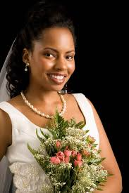 wedding hairstyles for african american