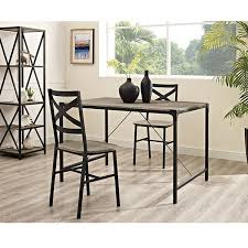 rustic dining tables 48 inches long rustic angle iron inch driftwood dining table free shippi on