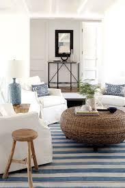 coastal style coffee table beach home