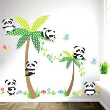 palm tree wall stickers palm tree wall decal image palm tree silhouette wall decals