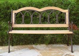 Small Garden Benches Wrought Iron OEKAY  Cnxconsortiumorg Outdoor Wrought Iron Bench