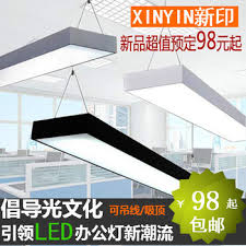 cheap explosion models led office lighting chandelier modern chandelier engineering office conference room ceiling with supermarkets cheap office lighting