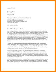 letter to the editor format letter to the editor example example letter editor format 2