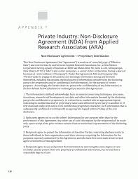 Employee Confidentiality Agreement Form Gallery Agreement