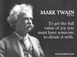 Joy Quotes New Mark Twain Joy Quotes Inspiration Boost