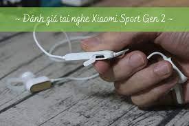 Đánh Giá Tai Nghe Bluetooth Xiaomi Mi Sport Gen 2
