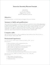 Resume Objective For Office Manager – Slint.co