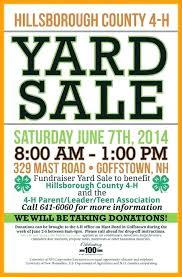 Garage Sale Flyer Template Free Community Yard Best Moving