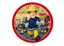 Firefighter Cupcake Decorations Sweet Pea Parties Fireman Sam Party Supplies