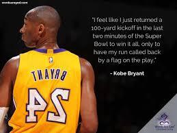 Kobe Motivational Quotes Awesome Bryant ...