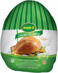 Frozen Whole Turkey Breast Jennie O Product Information