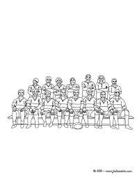 Coloriage Rugby Coloriages Coloriage Imprimer Gratuit Fr