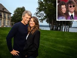 Jon bon jovi's wife, dorothea hurley attended sayreville war memorial high school, located in parlin, new jersey. How Jon Bon Jovi And Wife Dorothea Make Their Love Last People Com
