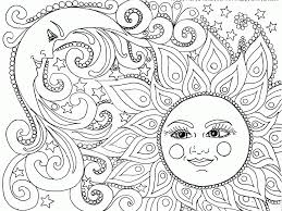 Nature Mandala Coloring Pages Printablelll L