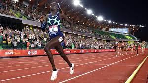 Athing Mu primed to star in 800 meters