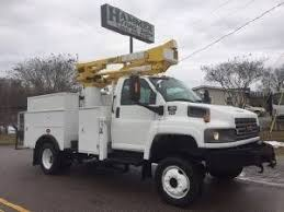 gmc bucket truck boom trucks for 182 listings page 1 of 8 2008 gmc c5500 bucket truck boom truck salisbury nc 120694030 commercialtrucktrader