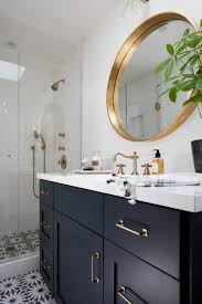 Modern Bathroom Inspiration A Renovation Update  Lovely Indeed - Mobile home bathroom renovation
