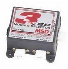 41 msd 8737 rpm controls three step module selector