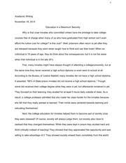 an elephant crack up mainly focuses on the recent strange and  2 pages academic writing response essay 3