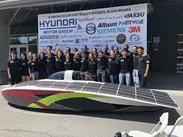 Automotive Design Australia Despite Setback In Australia Solar Car Remains Optimistic