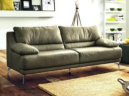 Sofa 2sitzig Of Joop 8105 In Braun Leder Von Joop Und