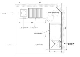 Measuring For Granite Kitchen Countertop Kitchen Countertop Dimensions