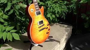 Gibson Les Paul Standard 2016 T Light Burst 2016 Gibson Les Paul Standard T Light Burst Youtube