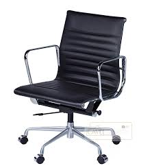 office chair picture. EA117 Office Chair Black Picture