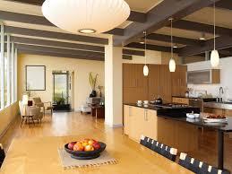 mid century lighting ceiling dining room midcentury with mid century modern kitchen large windows hardwood