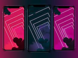 15+ Neon Keyboard Wallpaper Background