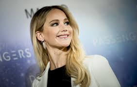 Jennifer Lawrence New Hair Style jennifer lawrence beauty photos trends & news allure 5790 by stevesalt.us
