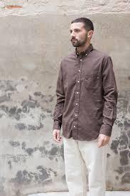 Gitman Vintage Shirt Brown
